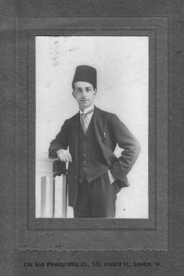 Mohammed Hajji - London 1929
